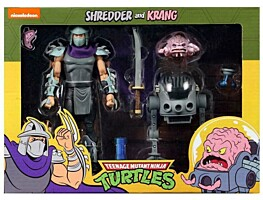 Teenage Mutant Ninja Turtles (TMNT) - Shredder and Krang Action Figure (54114)