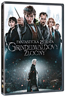 DVD - Fantastická zvířata: Grindelwaldovy zločiny