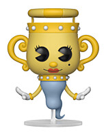 Cuphead - Legendary Chalice POP Vinyl Figure