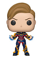 Avengers: Endgame - Captain Marvel (with New Hair) POP Vinyl Bobble-Head Figure