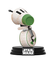 Star Wars - Episode IX - D-O POP Vinyl Bobble-Head Figure