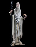 Lord of the Rings - Saruman the White Mini Epics Vinyl Figure 17 cm