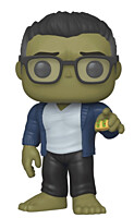 Avengers: Endgame - Hulk (with Taco) POP Vinyl Bobble-Head Figure