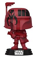 Star Wars - Boba Fett (BURG) POP Vinyl Bobble-Head Figure Convention Exclusive 2020