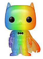 Batman - Batman (Rainbow - Pride) POP Vinyl Figure