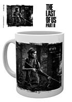 The Last of Us Part 2 - Hrnek Black and White
