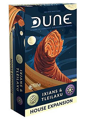 Dune - Board Game - The Ixians and the Tleilaxu House Expansion