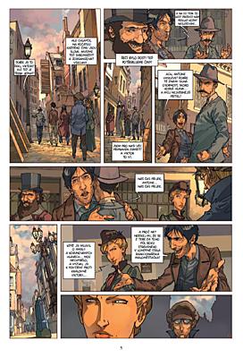 Čtyřka z Baker Street 2: Aféra Rabukin