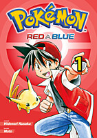 Pokémon: Red a Blue 01