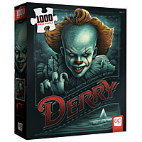 It (To) Chapter 2 - Puzzle - Return to Derry (1000)