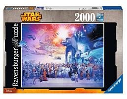 Star Wars - Puzzle - Star Wars Universe (2000)