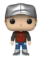 Back to the Future - Marty in Future Outfit POP Vinyl Figure