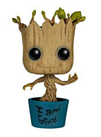 Guardians of the Galaxy - Dancing Groot (I am Groot) Special Edition POP Vinyl Bobble-Head Figure