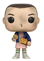 Stranger Things - Eleven with Eggos POP Vinyl Figure