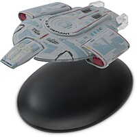 Star Trek: Deep Space Nine - USS Defiant NX-74205 Model Ship
