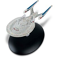 Star Trek: First Contact - USS Enterprise NCC-1701-E Model Ship