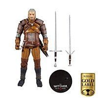 Zaklínač - Witcher 3: Wild Hunt - Geralt of Rivia (Gold Label Series) Action Figure 18