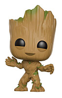 Guardians of the Galaxy Vol. 2 - Young Groot POP Vinyl Bobble-Head Figure