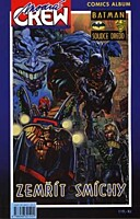Modrá Crew č. 07 - Batman/Soudce Dredd: Zemřít smíchy 1
