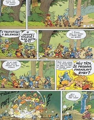 Asterix 23: Asterix na Korsice