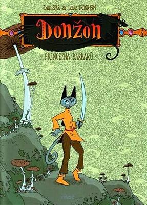 Donžon - Zenit 3: Princezna barbarů