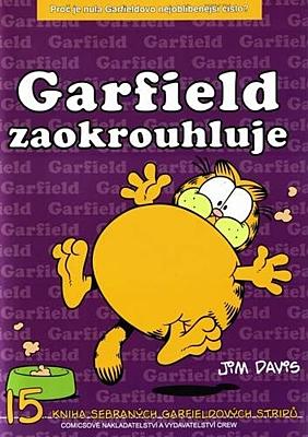 Garfield 15: Garfield zaokrouhluje