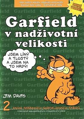 Garfield 02: Garfield v nadživotní velikosti