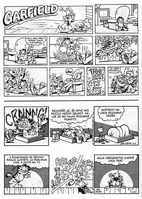Garfield 16: Garfield škvaří sádlo