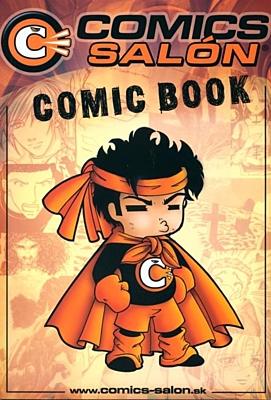 Comics Salón: Comics & Manga Book 1