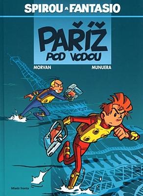 Spirou a Fantasio: Paříž pod vodou