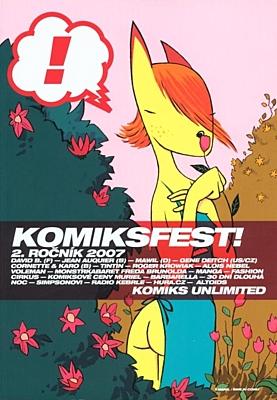 Komiksfest! 2007