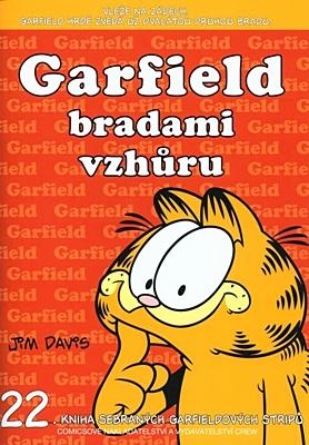 Garfield 22: Garfield bradami vzhůru