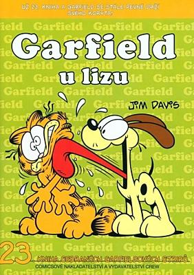 Garfield 23: Garfield u lizu