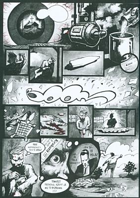 Krakatit (komiks)