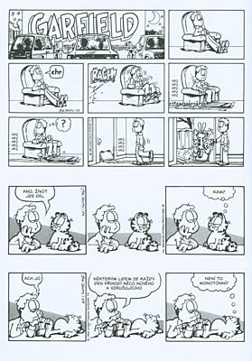 Garfield 26: Garfield to vyklopí