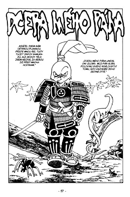 Usagi Yojimbo 06: Kruhy